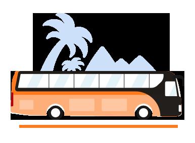 bus rental near me
